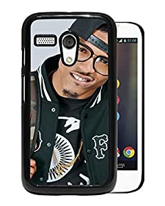 Hot Sale Motorola Moto G Case ,Popular Unique Designed Case With august alsina (3) Black For Motorola Moto G Case High Quality Phone Case