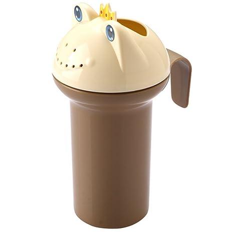 Amazon.com: Kangkang@ Baby Kids Cartoon Frog Style Bath Shower Water ...
