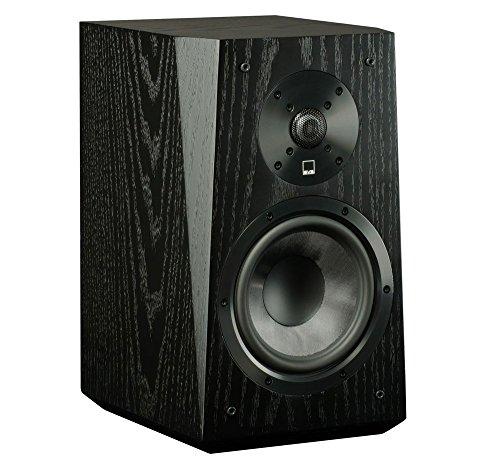 SVS Ultra Bookshelf Speakers - Pair (Piano Gloss Black)