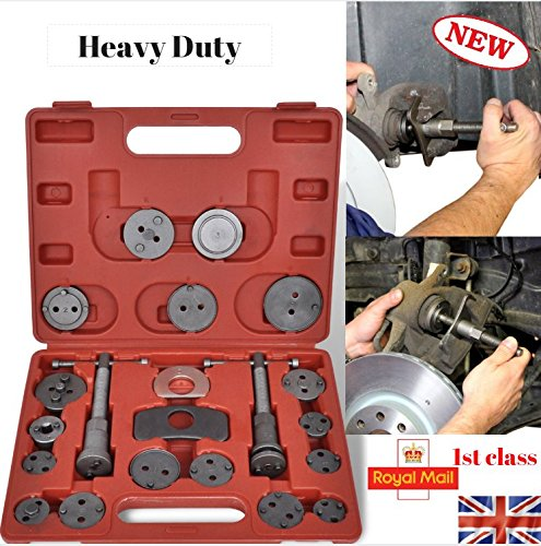 21pcs Brake Caliper Piston Rewind Wind Back Tool Kit For Vw Audi Ford Bmw Ideal Gift For All Occasions Hand Tool Sets