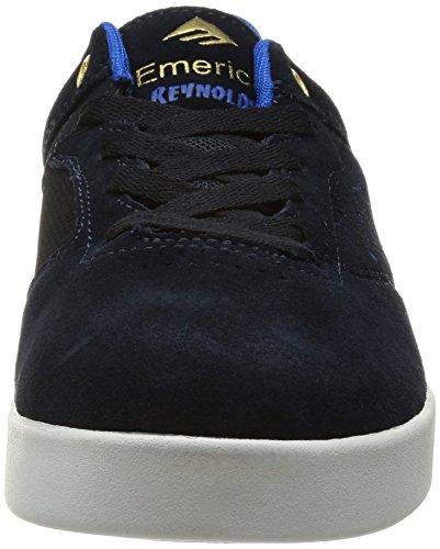 6102000084 LOW REYNOLDS Marineblau Dunkles Emerica THE Herren Sneaker axCtR