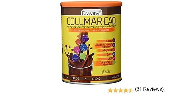 Drasanvi Collmar Cao Colágeno Marino Hidrolizado con Cacao, DHA ...