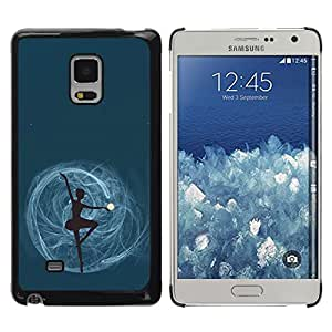 Dragon Case - FOR Samsung Galaxy Mega 5.8 - never say no - Caja protectora de pl??stico duro de la cubierta Dise?¡Ào Slim Fit