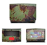 Decalrus - Protective Decal Skin skins Sticker for 2015 Release Alienware 15 (15.6