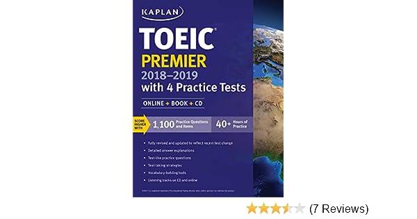 Torrent toeic practice test