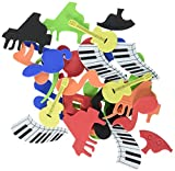 Darice Music-Assorted Colors Foamies Stickers