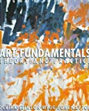 img - for Art Fundamentals: Theory and Practice by Robert E. Stinson (1997-08-06) book / textbook / text book