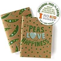 Peas Notebook Set