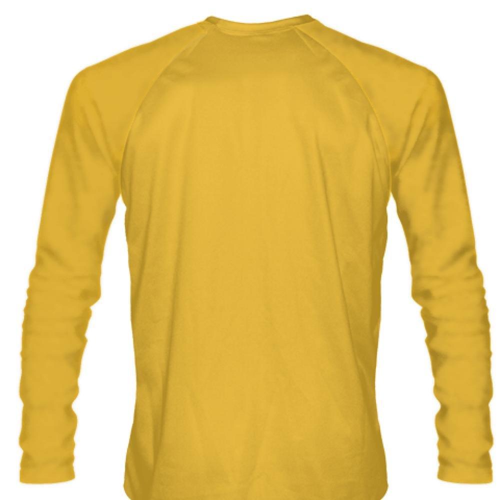 LightningWear Gold Army Ranger Long Sleeve Shirts Long Sleeve Shooter Shirts