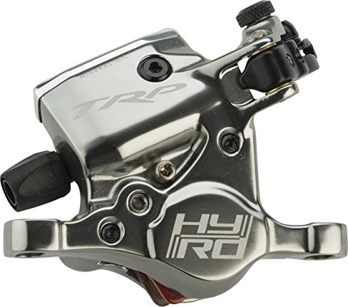 TRP HY/RD Bike Brake Caliper, High Polish Grey