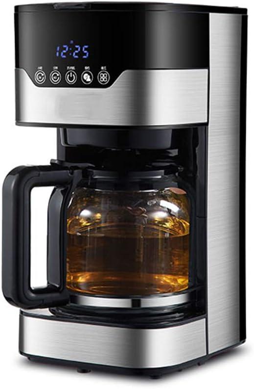 LTLWSH Cafetera Goteo Coffee, Digital con Pantalla LCD, Capacidad ...