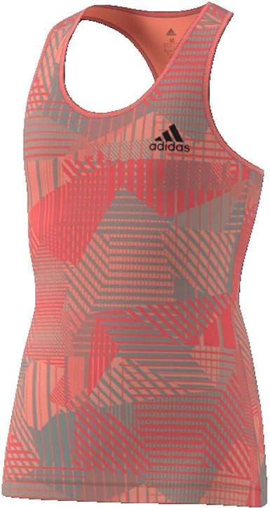 adidas Yg Train Tank Camisa de Golf, Niñas