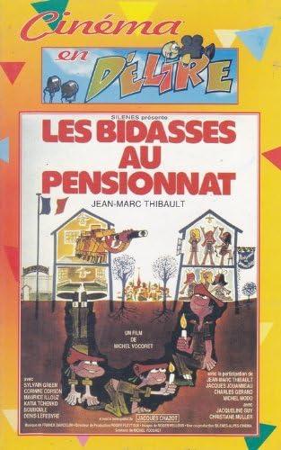 LES PENSIONNAT TÉLÉCHARGER BIDASSES AU