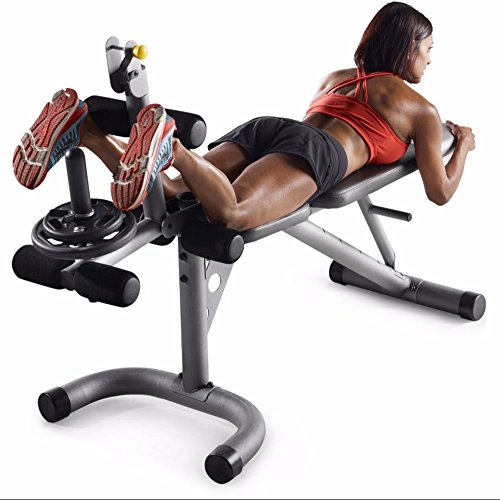 Exercise Equipment For Home Machine Gym Station Total Workout Bench Adjustable
