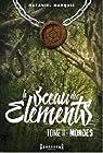 Le sceau des éléments, tome 2 : Mondes par Marquis