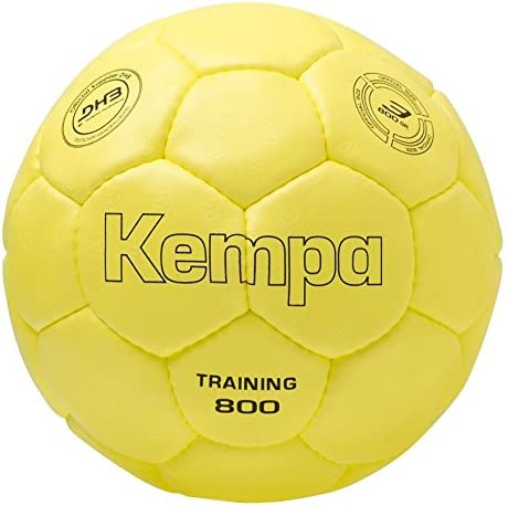 Kempa Handball Training 800- Pelota de balonmano, talla 3: Amazon ...