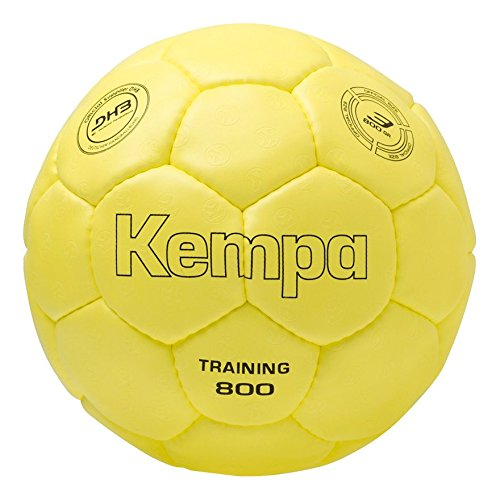 Kempa Handball Training 800- Pelota de balonmano, talla 3