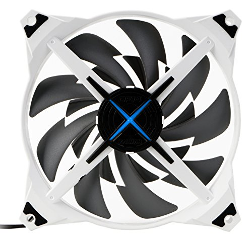 Zalman 140mm Blue LED Premium Double Blade Impeller