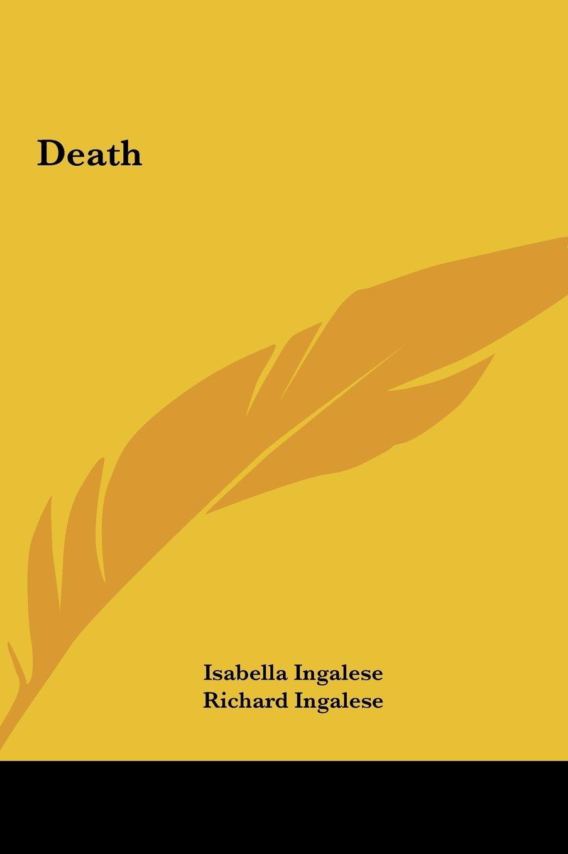 Read Online Death pdf epub