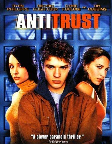 Poster Trust - AntiTrust POSTER Movie (27 x 40 Inches - 69cm x 102cm) (2001) (Style C)