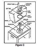 Crathco Juice Machine parts 3220 Bearing Sleeve