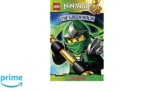 Amazon.com: The Green Ninja (Turtleback School & Library ...