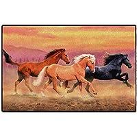 Brumlow Mills EW10315-20x34 Running Free Horse Rug, 18 x 210