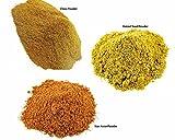 Jalpur Millers Spice Combo Pack - Clove Powder 100g - Star Anise Powder 100g - Fennel Seeds Powder 100g (3 Pack)