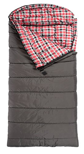 TETON Sports Celsius XXL -18C/0F Sleeping Bag; Free Compression Sack Included