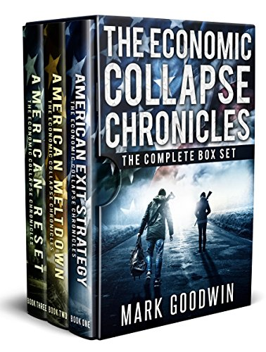 Pdf Spirituality The Economic Collapse Chronicles Three-Book Box Set: A Post-Apocalyptic Novel of America's Coming Financial Downfall