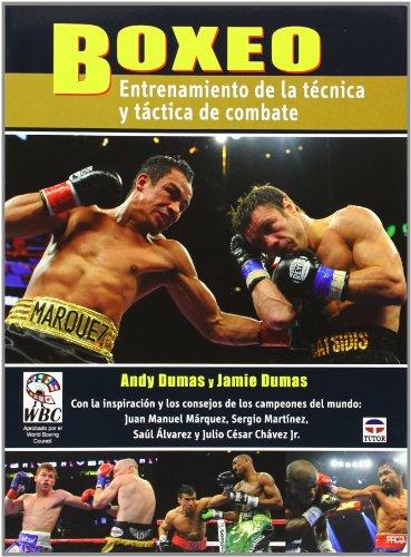 Boxeo: Entrenamiento De La Técnica Y Táctica De Combate