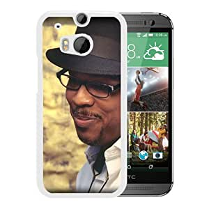 Beautiful Designed Cover Case With Greg Osby Pipe Glasses Hat Beard (2) For HTC ONE M8 Phone Case