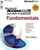 Microsoft Access 2000: Visual Basic for Applications Fundamentals