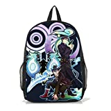 Dreamcosplay Ao no Exorcist logo Backpack Student Bag Cosplay