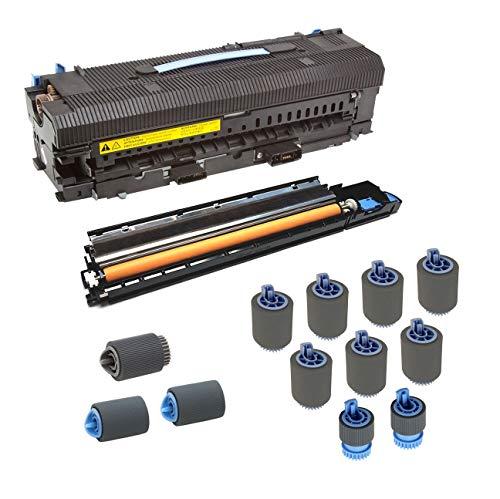 Altru Print C9152A-TRA-AP Deluxe Maintenance Kit for HP Laserjet 9000/9040 / 9050 / M9040 (110V) Includes RG5-5750 Fuser, Transfer Roller Assembly (RG5-5662) & Tray 1-4 Rollers