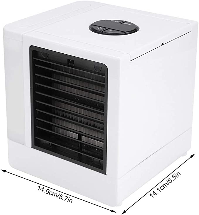 Cafopgrill Refrigerador de Aire portátil Ultra Air Cooler con LED ...
