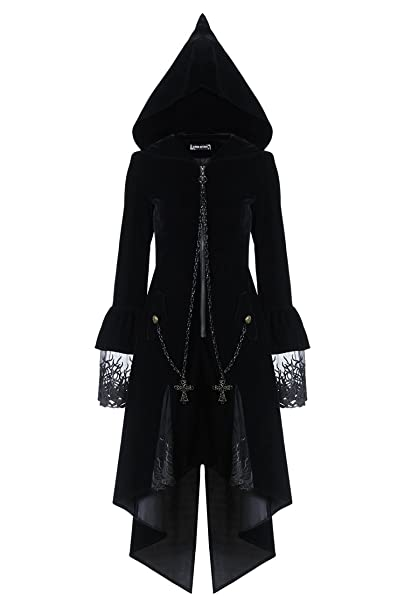 Amazon.com: Oscuro en el amor jw109 gótica Bruja Misteriosa ...