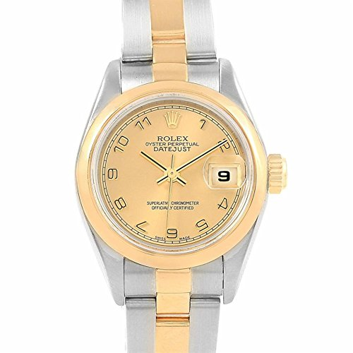 Rolex Datejust automatic-self-wind womens Watch 79163 (Certified Pre-owned)