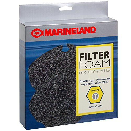 Marineland C-Series Canister -Filter (Canister Filter Foam)