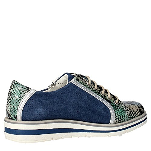 L155 Femme Sneakers s16136 Trivict Bleu f 8xHzHq