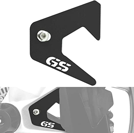 Front ABS Sensor Protector Guard Cover For BMW R 1200 GS R1200GS LC 2013-2019 R1200GS LC Adventure 2014-2019 R 1250 GS R1250GS Adventure 2019 Silver