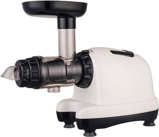 Hurom GD Plus, Frío Press Slow Juicer – Licuadora (Color Blanco ...