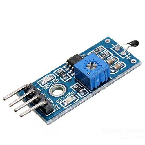 [Versand kostenlos] 4Pin Digital Thermistor Thermo Temperatursensor-Modul für Arduino//4PIN Digital Thermal Thermistor Temperature Sensor Modul for Arduino