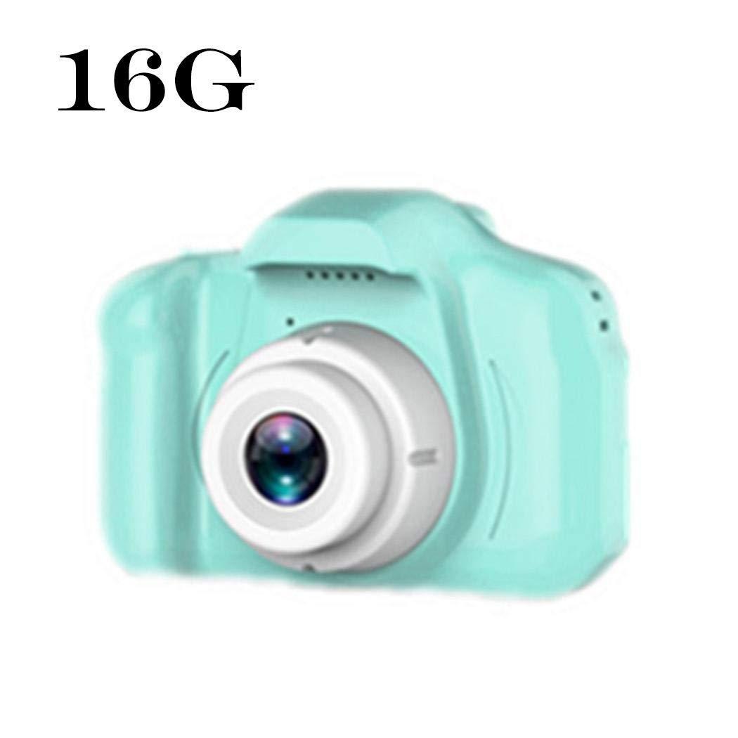Detailorpin Kids Portable Digital Video Camera 2 Inch LCD Screen Display Camera by Detailorpin