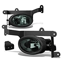 Honda Civic FG Coupe Pair of Bumper Driving Fog Lights w/Switch (Smoke Lens)