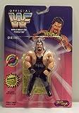 : WWF / WWE Wrestling Superstars Bend-Ems Figure Series 1 Diesel