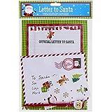 Stalwart, confezione di letterine per Babbo Natale, n. Z-98195 (lingua italiana non garantita)