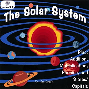Solar System Plus Addition Rap Multiplication Song Phonics And States And Amazon Com Music