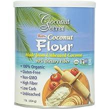 Coconut Secret Organic Raw Coconut Flour, 1 Pound