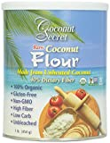 Coconut Secret Organic Raw Coconut Flour, 1 Pound